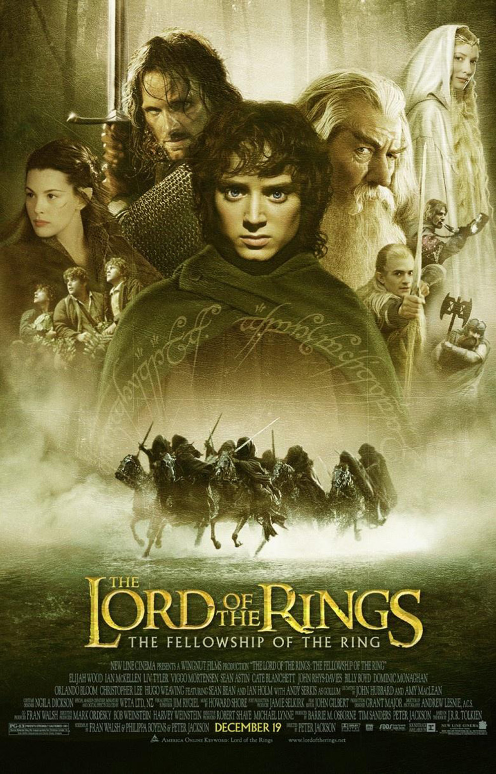 The Tagline: Lord of The Rings: A Retrospective