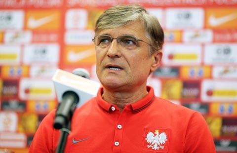 Huấn luyện viên của đội tuyển Ba Lan