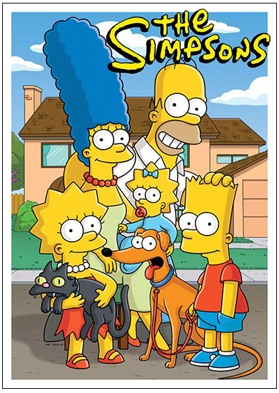 Los Simpson Todas Las Temporadas (1 a la 29) 720p HD Latino
