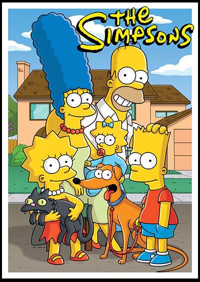 The Simpsons Temporadas 1 a la 29 Latino 720p