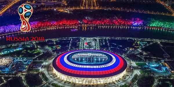 10+ Stadion Terbaik Piala Dunia 2018 Rusia, Final FIFA Word Cup 2018