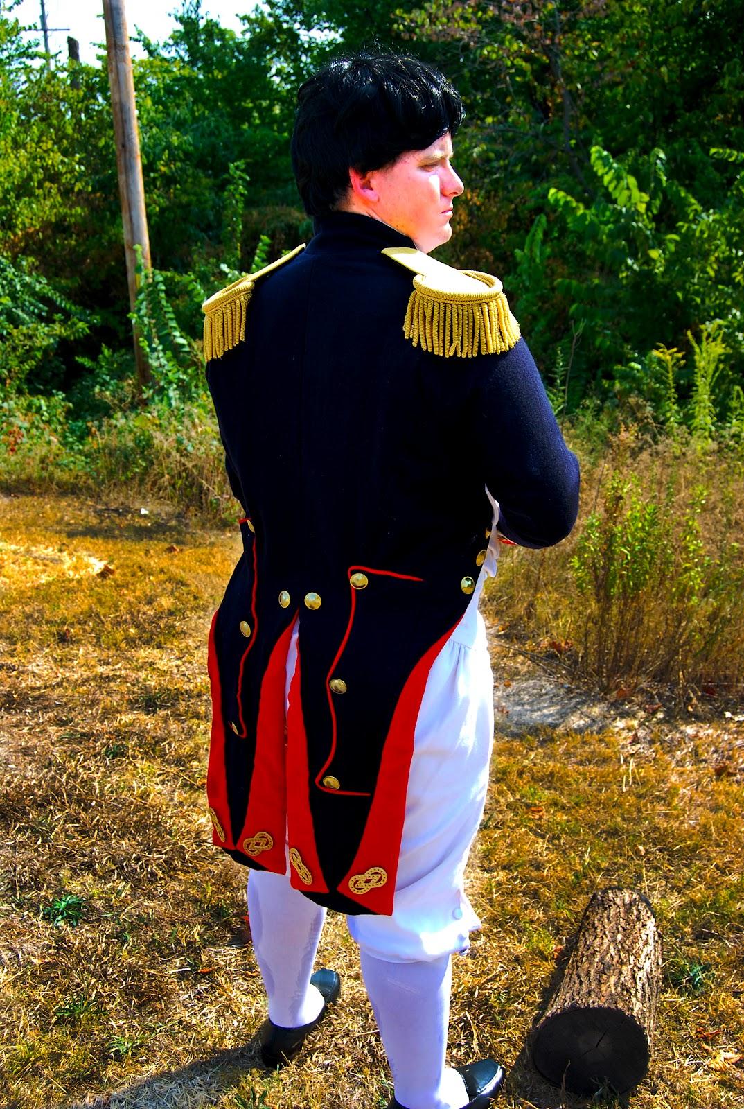 Dramatic Threads Napoleon Bonaparte