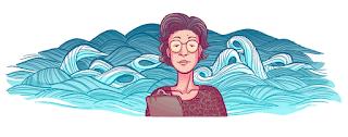 Katsuko Saruhashi, google doodle, google, doodle, berita viral