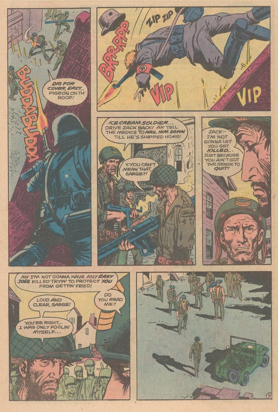Read online Sgt. Rock comic -  Issue #348 - 10