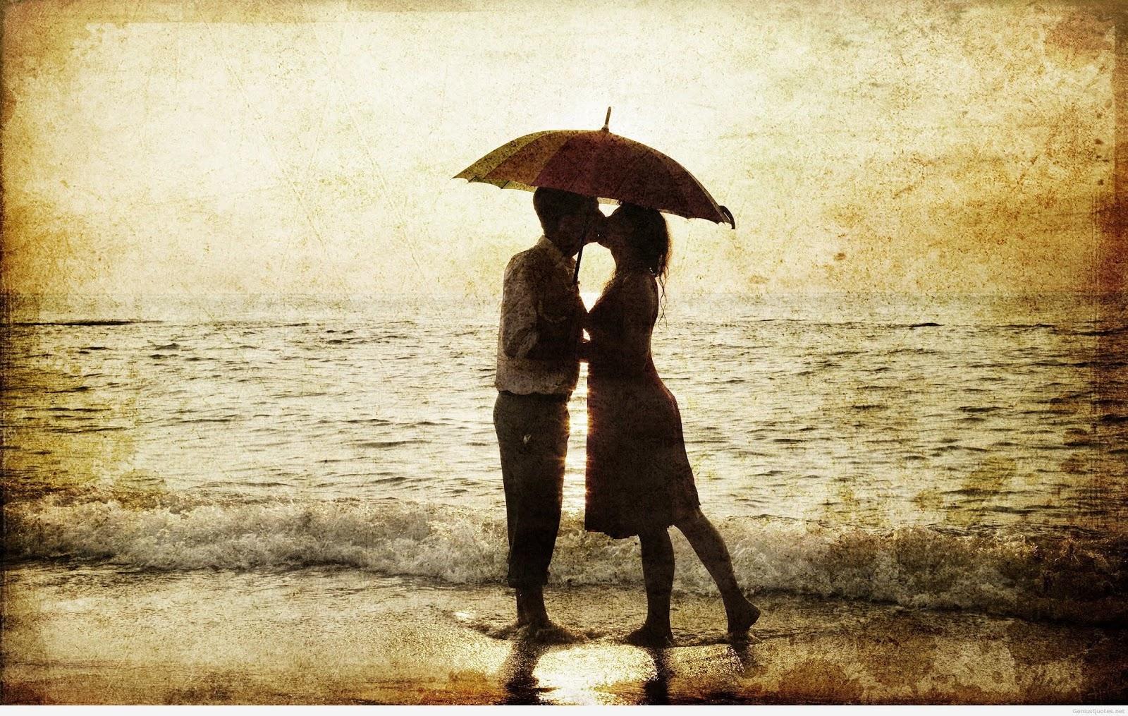 Love Couple Wallpaper