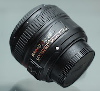Nikon 50mm F 1.8G 2nd