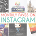 August Geeky Faves