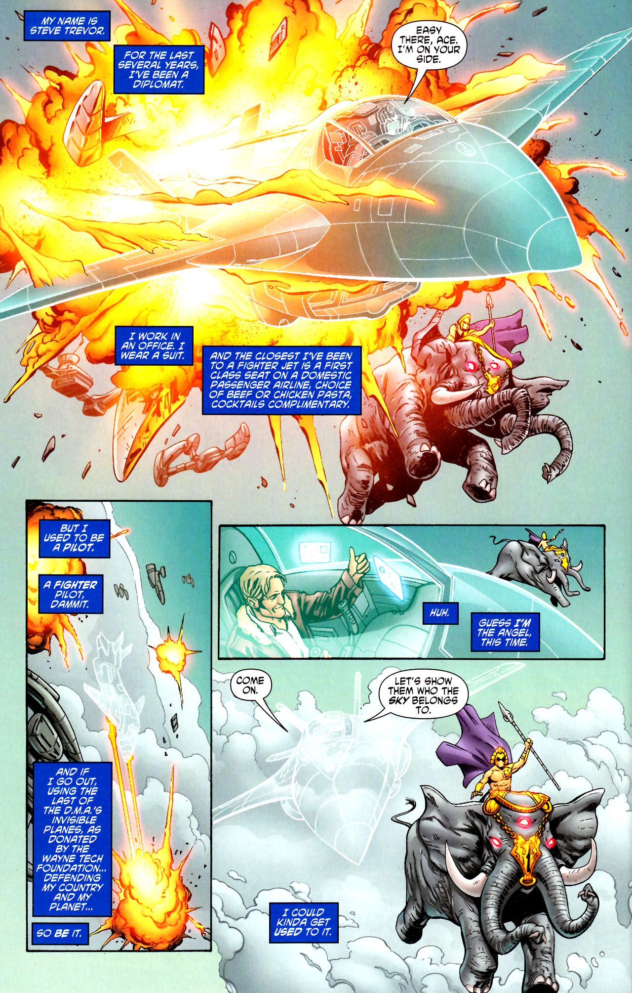 Read online Wonder Woman (2006) comic -  Issue #44 - 10