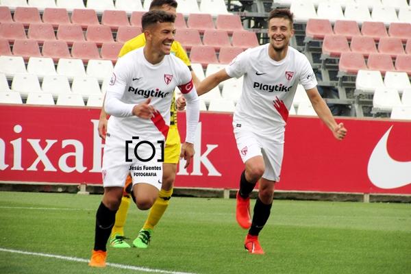 Galería de fotos Sevilla Atlético - CF Villanovense