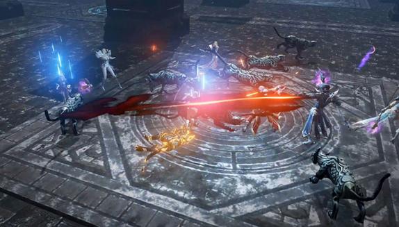 Lineage II: Revolution Screenshots