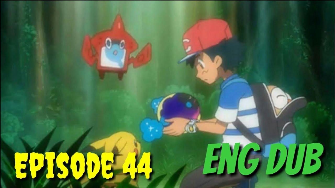 Pokemon Episodes: Pokemon sun and moon epsiode 44 English