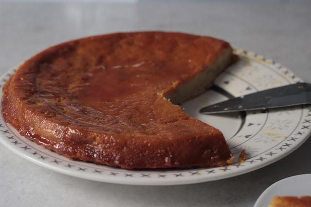 Cocina con clau tarta de pan y coco