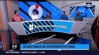 Mais um Reforço no Flamengo! Veja o debate do Expediente Futebol