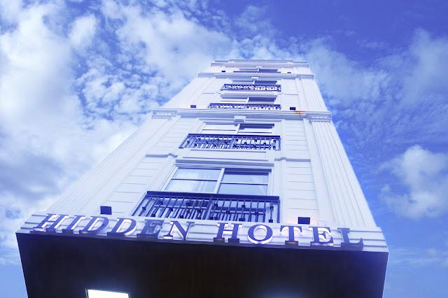 Khách sạn hidden,  Khach san Hidden Hotel Da Nang.