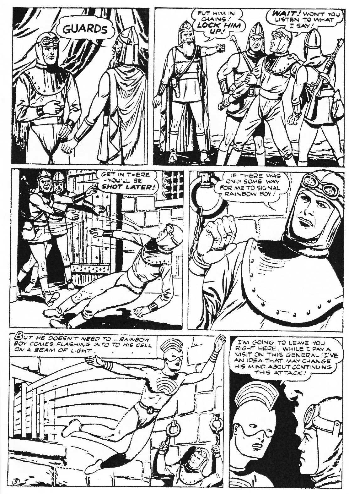 Read online Men of Mystery Comics comic -  Issue #72 - 47