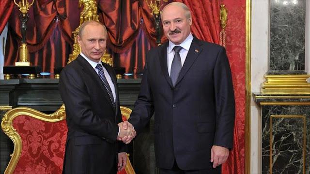 Rusia y Belarús ratifican voluntad de integración interestatal
