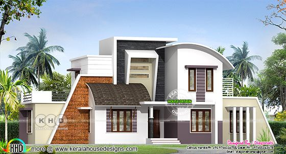 Grand home 2298 sq-ft contemporary style