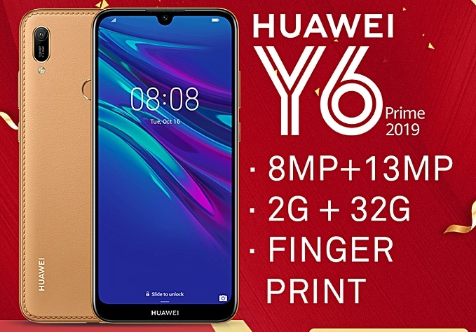 Huawei Y6 Prime 2019 - Specifications, Price, Pros and Cons - GET-D