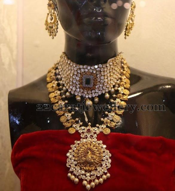 Latest Pachi Wedding Jewelry