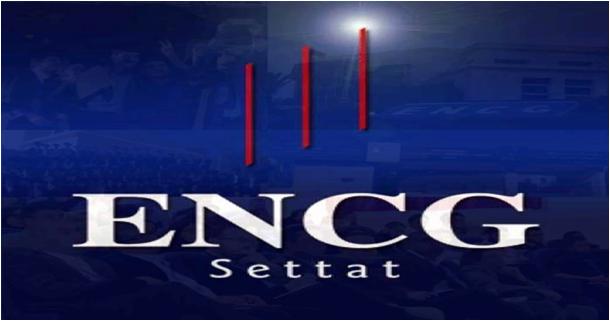 Master ENCG Settat 2018-2019