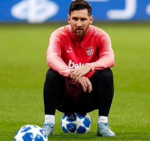 Photos: Lionel Messi acquires £12million customised private jet