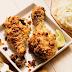 Receita Low Carb: Coxa de frango, crocante, e salada de repolho