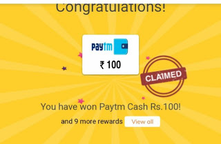 Crownit Survey - Free PayTm Cash RS 5/10/100
