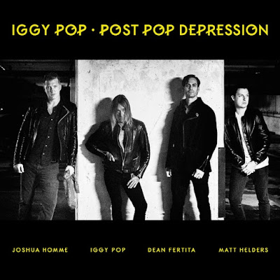Green pear Diaries, música, álbum, Iggy Pop, Josh Homme, Post Pop Depression,