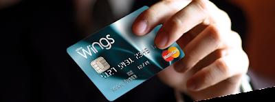 mil kazandıran kredi kartları - wings - akbank  - seyahat - mil