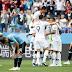Francia le ganó a Uruguay y pasó a semifinales