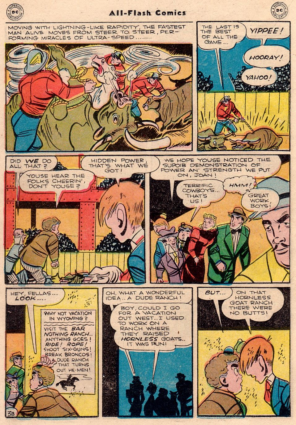 Read online All-Flash comic -  Issue #23 - 19
