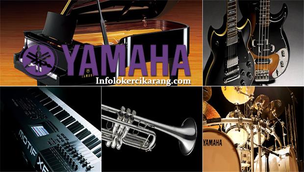 Lowongan Kerja PT. Yamaha Music Manufacturing Asia ( YAMUS Cikarang )