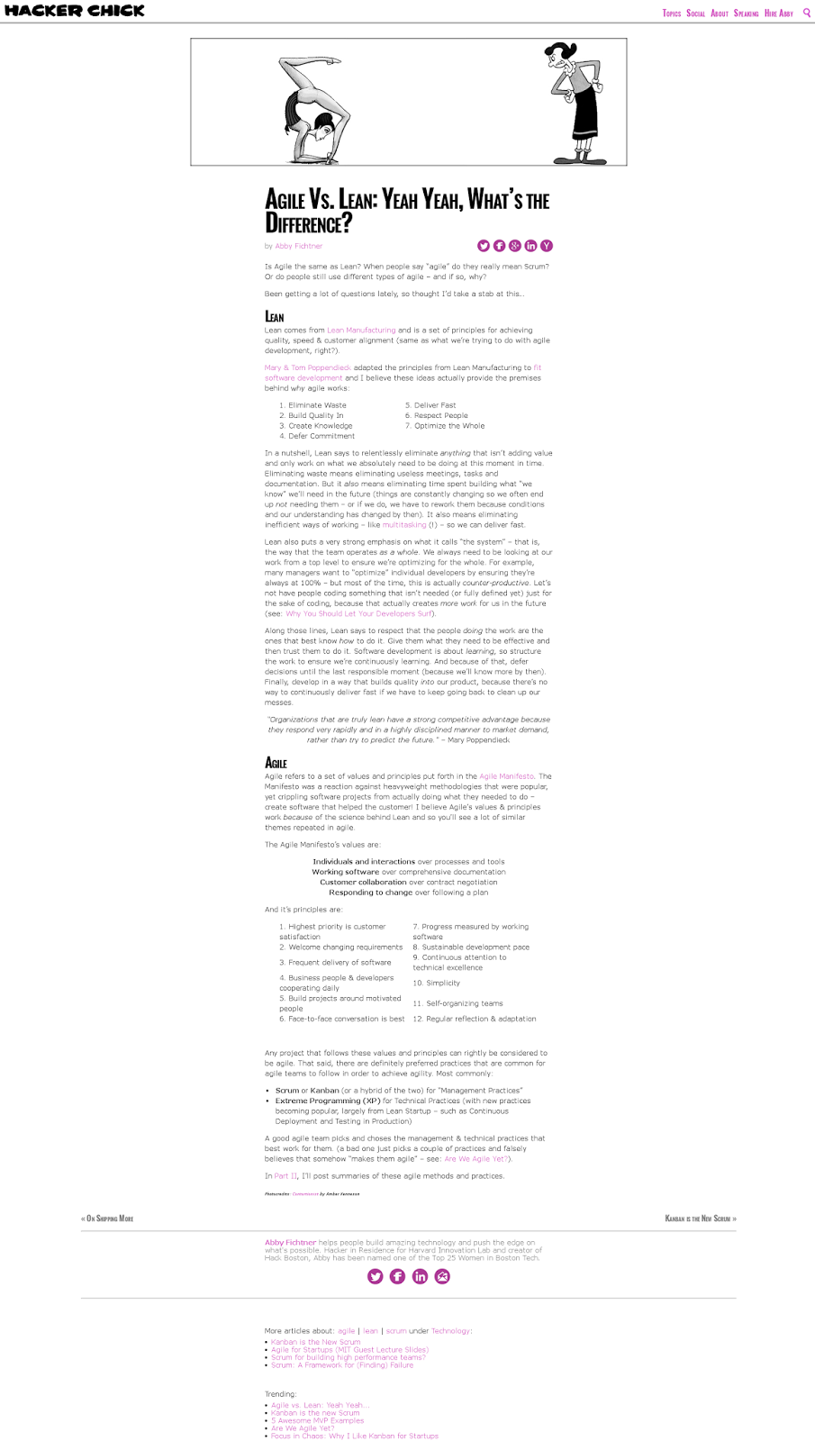 Information Technology Blogs
