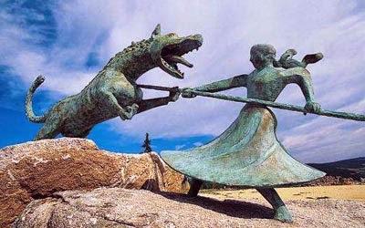 Almstzibon .. mystery beast in Hevldan (3)