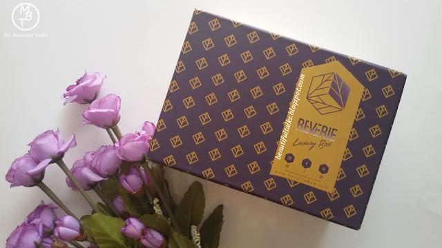 Reverie Box April 2017   Glisten As A Pearl   Unboxing