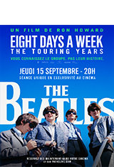 The Beatles: Eight Days a Week – The Touring Years (2016) DVDRip Latino AC3 2.0