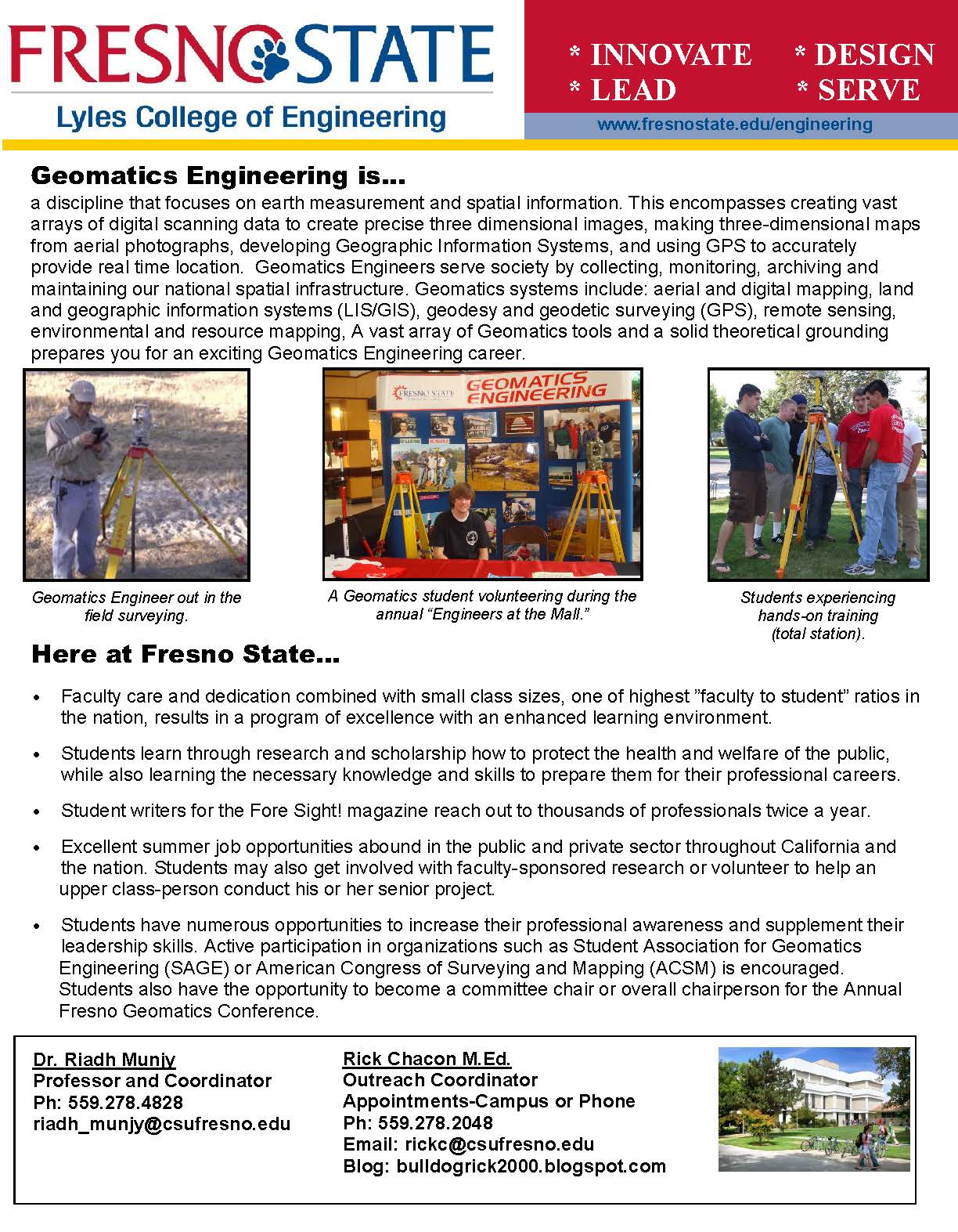 Bulldogrick Academic Program Descriptions
