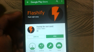Flash TWRP Recovery No Root via Fastboot & Flashify and