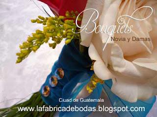 Floristeria comprar ramo de novia dama en celeste boda combiacion ideas azul celeste sipson