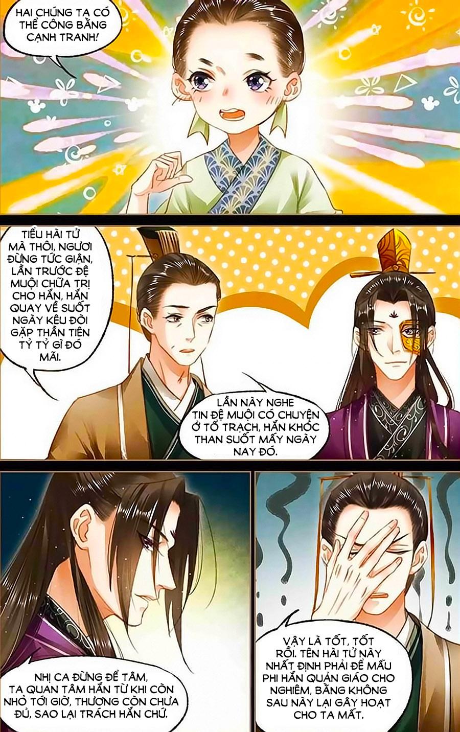 Thần Y Đích Nữ chap 89 - Trang 6
