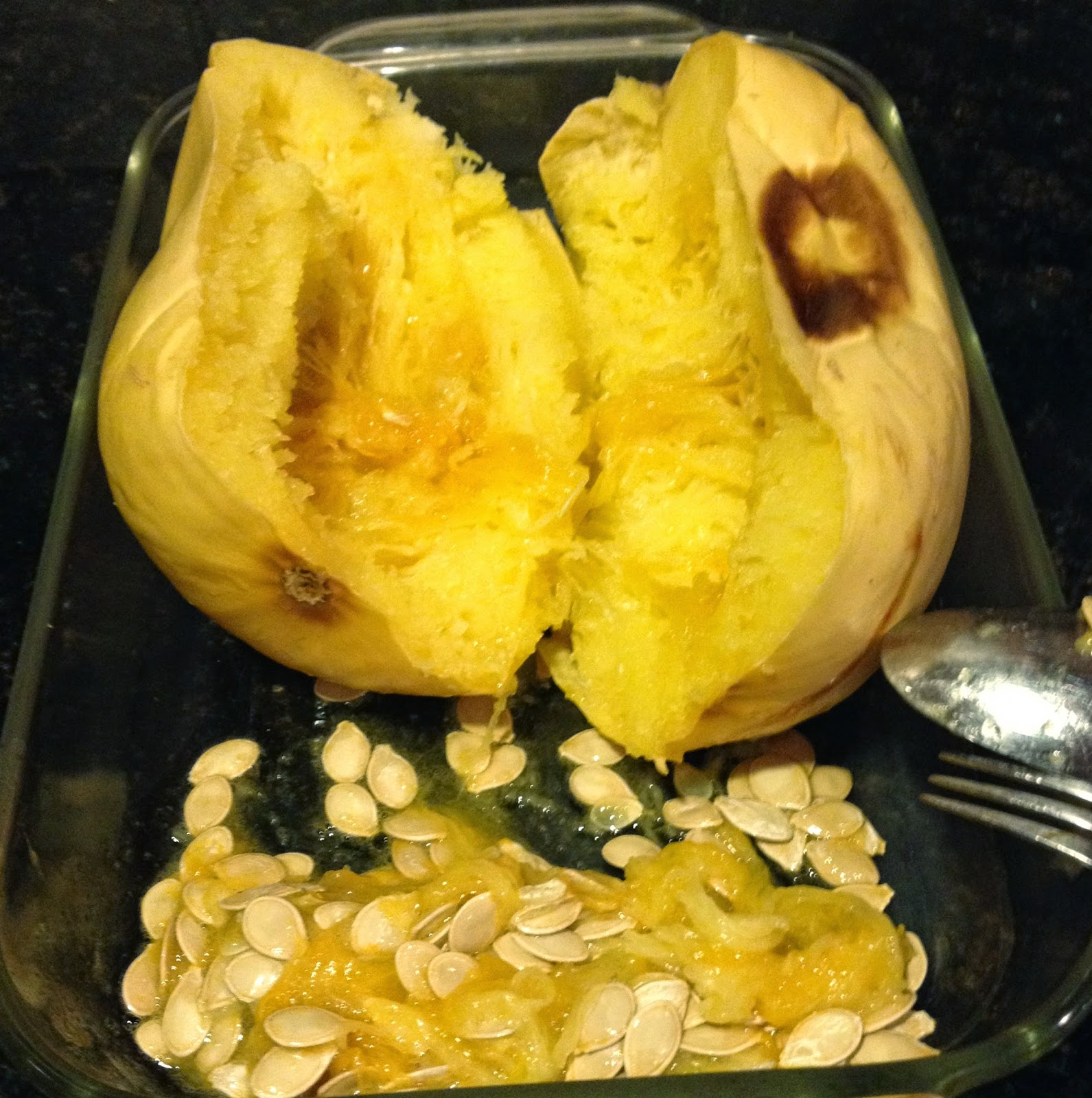 ghost squash how to cook