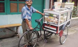 Penjual-roti