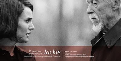 PREESTRENO DE LA PELÍCULA JACKIE