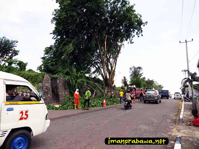 Jalanan Di Tanjung Pinang