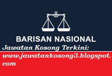 Jawatan Kosong Terkini Barisan nasional