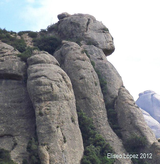 Montaña de Montserrat, Eliseo López Benito, Civilización Madre,