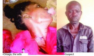 Graphic Photos: Man Kills Wife, Daughter In Abuja Because He Couldn't Feed Them
