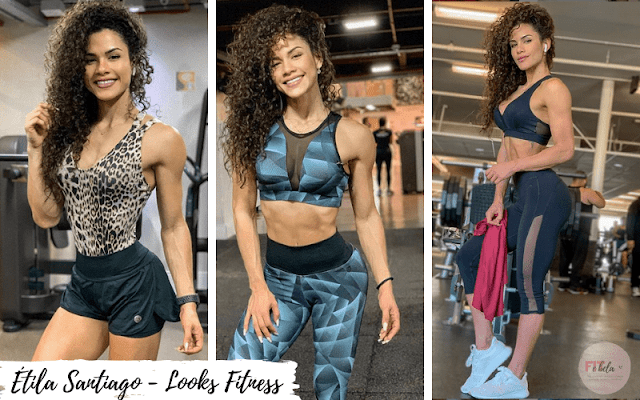 Look fitness - inspiração
