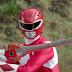 Capacete em tamanho real do Ranger Vermelho será lançado em Outubro