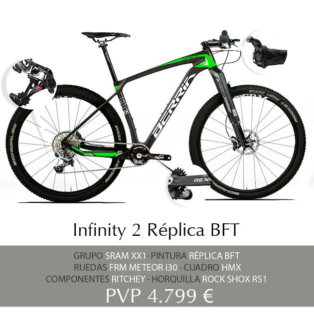Bics pro para todos... Berria Bike pone a la venta las réplicas de las bicis del Berria Factory Team